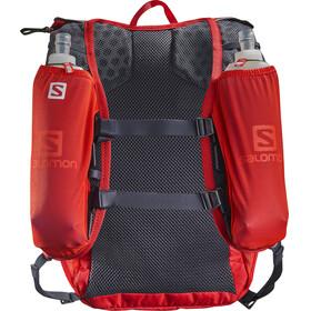 Salomon Agile 6 Plecak czerwony